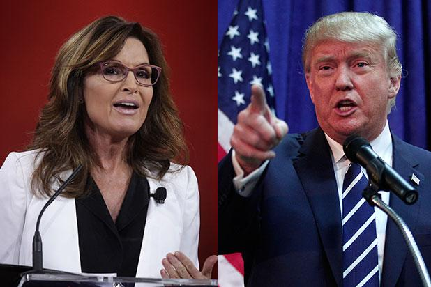 Sarah Palin Promises Donald Trump Interview With No 'Gotcha' Questions About Bible