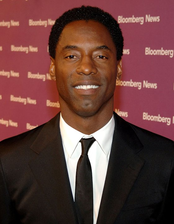 Isaiah Washington at the 2006 White House Correspondents Dinner. 