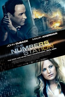 Poster of The Numbers Station