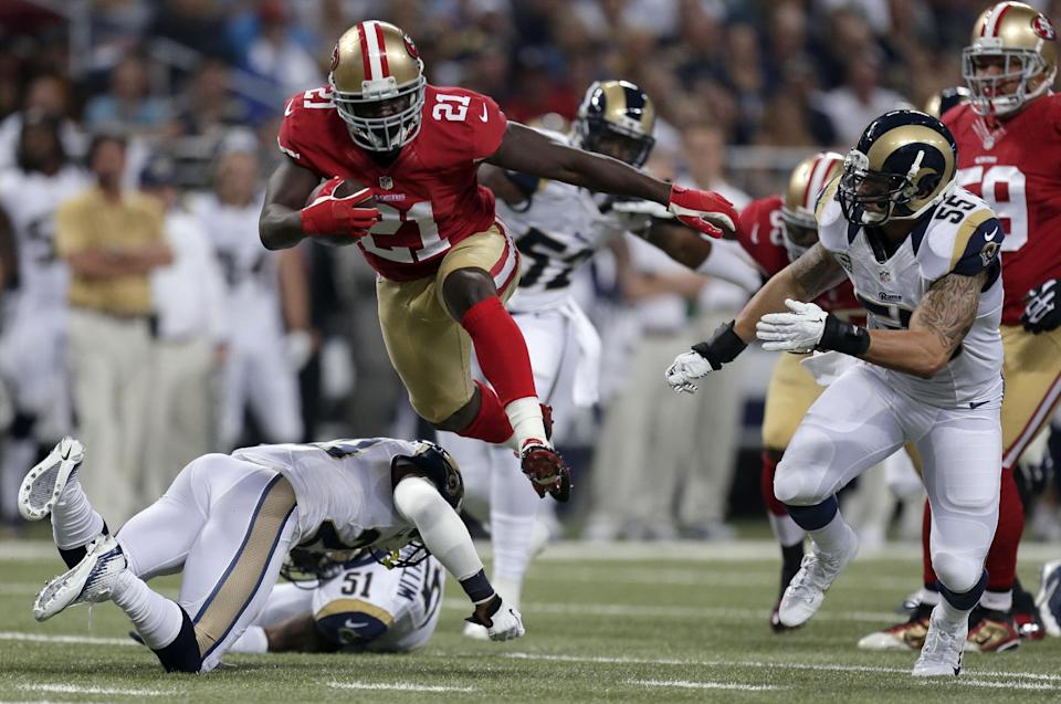 5 things to know from 49ers' 35-11 win over Rams