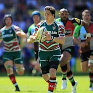 Horacio Agulla (front) has signed for Bath, leaving Leicester