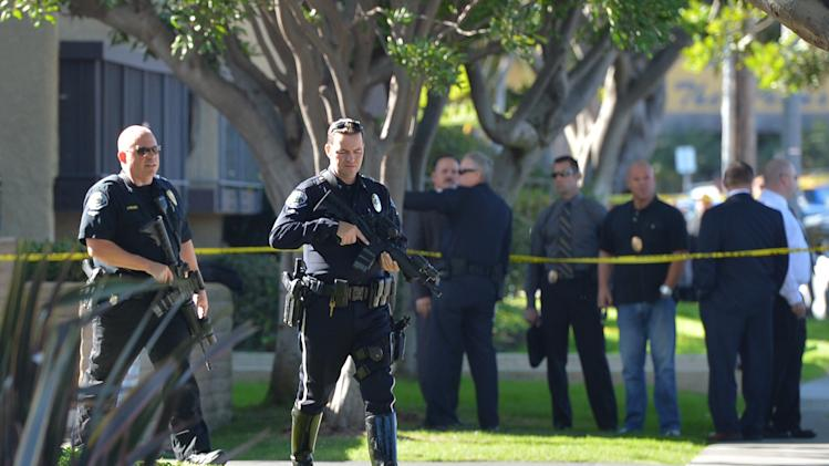 3 dead in murder-suicide at Calif. senior center