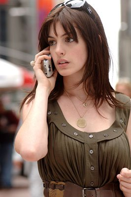 Anne Hathaway in 20th Century Fox's The Devil Wears Prada