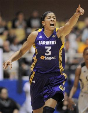 Sparks sweep Silver Stars 101-94