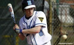 Highlands deaf baseball star Pierce Phillips