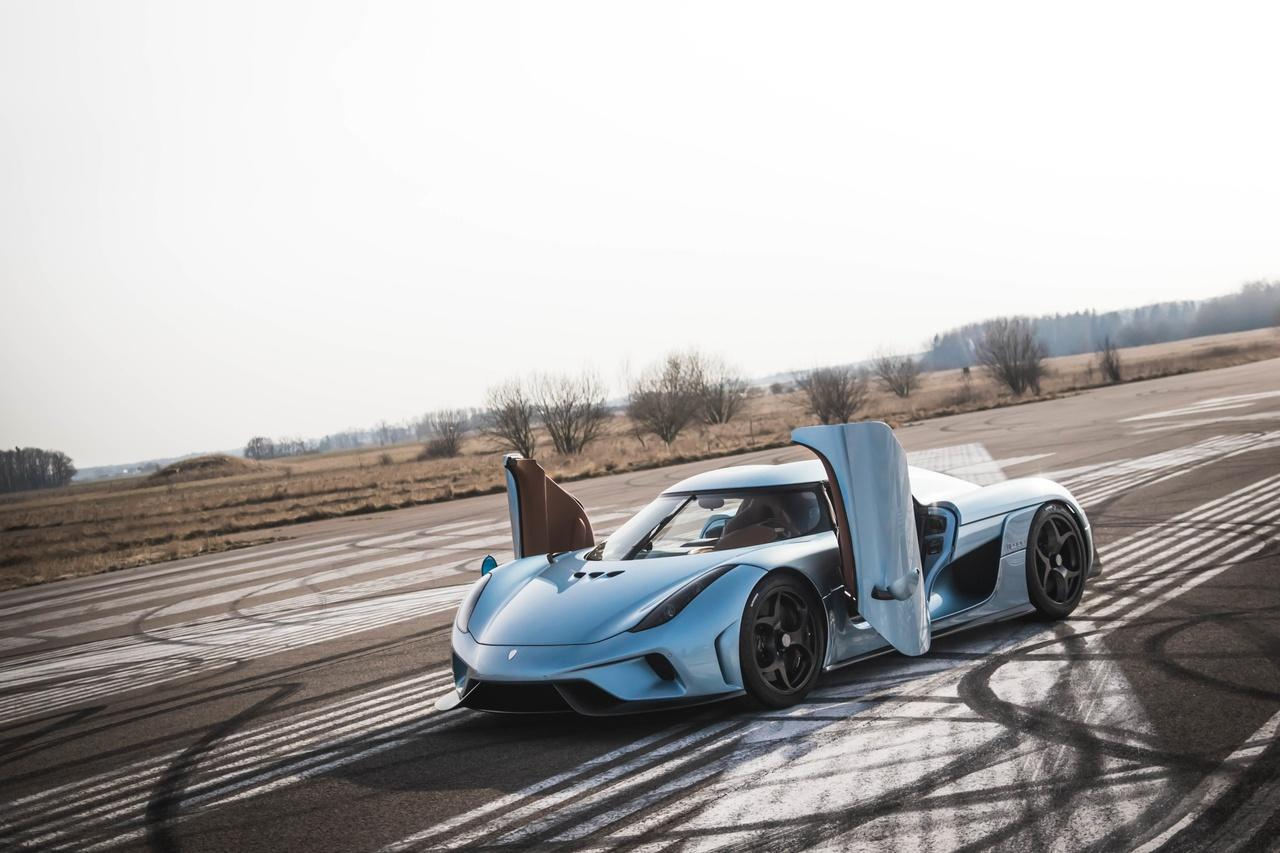 Koenigsegg vs. the 'holy trinity:' Sweden comes out on top in 0-186 mph comparison