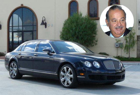 Carlos Slim Helu adalah orang…