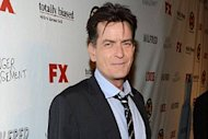 Charlie Sheen. Getty Images