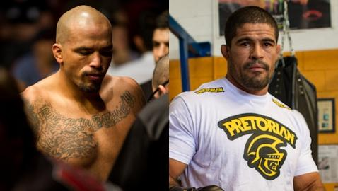 Joey Beltran and Rousimar Palhares Both Suspended for Failed Drug Tests at UFC on FX 6