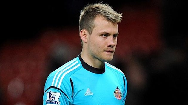 Simon Mignolet is looking to move on