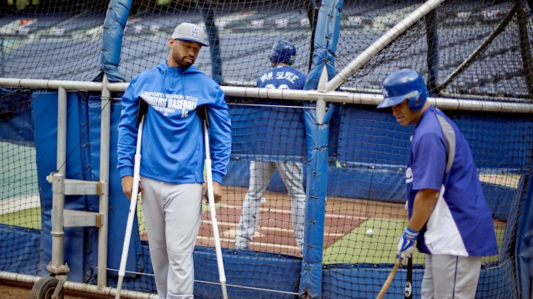 Matt Kemp to undergo surgery on left shoulder