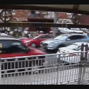 Surveillance Video Of Driver Wanted In Bronx Hit-And-Run That Injured Boy