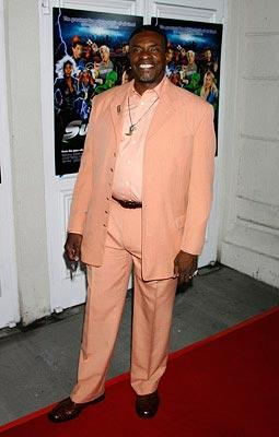 Keith David at the Westwood Premiere of Dimension Films' Superhero Movie