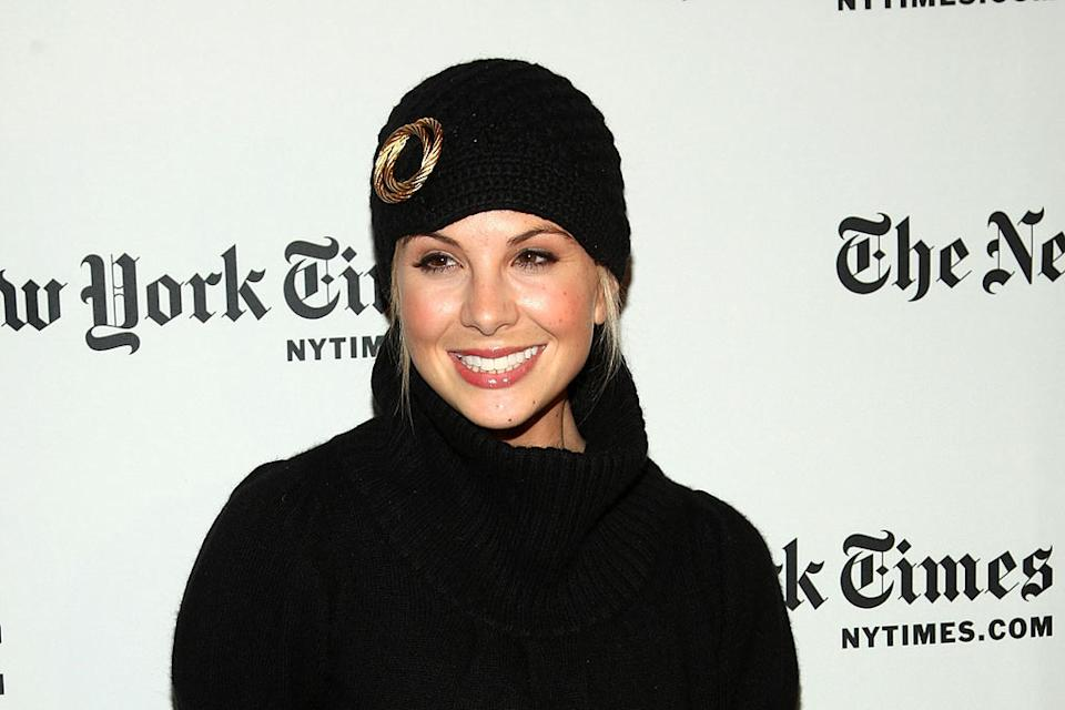 Elisabeth Hasselbeck attends the New York Times Art and Leisure Weekend at TheTimesCenter on January 8, 2009 in New York City.