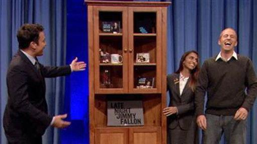 'Wheel of Fortune' Loser Gets Gift from Jimmy Fallon