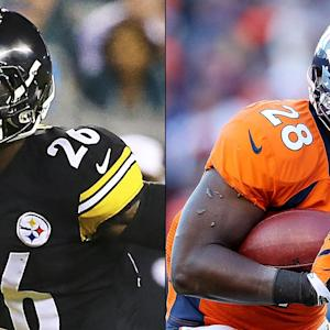 Fantasy RB battle: Bell or Ball?
