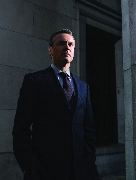 "Tate Donovan stars as Tom Shayes in ""Damages."""