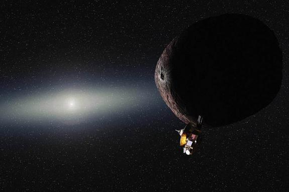 Beyond Pluto: 2nd Target Chosen for New Horizons Probe