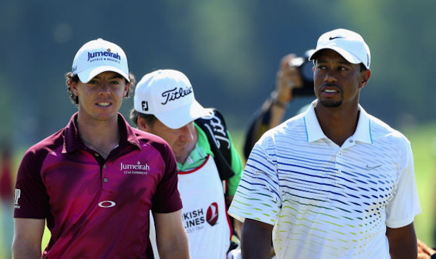 Tiger Woods and Rory McIlroy commit to Abu Dhabi event
