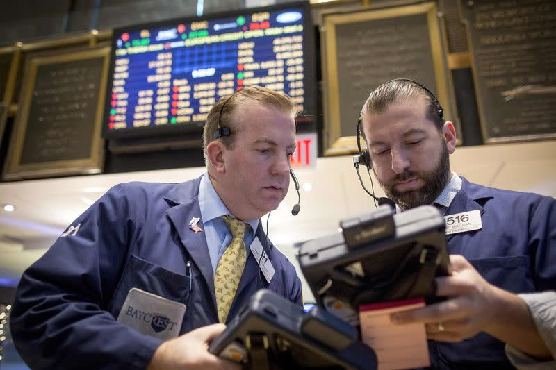 Wall St gains sharply for second day; tech shares lead