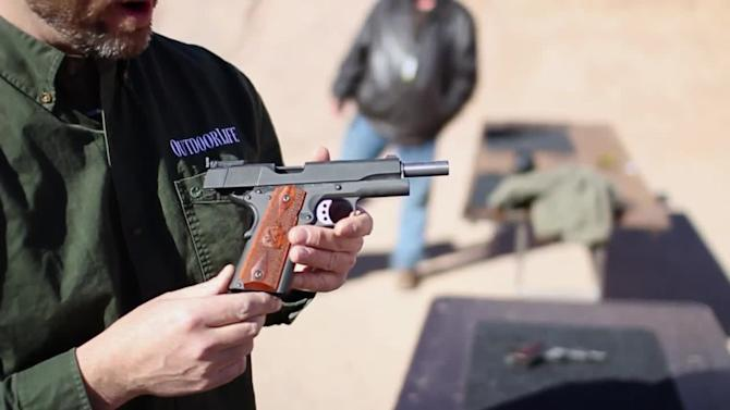 New Handguns: Springfield Armory Range Officer and XDS 4.0