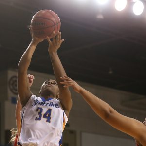 MW Women's Basketball Player of the Week 1/26/15