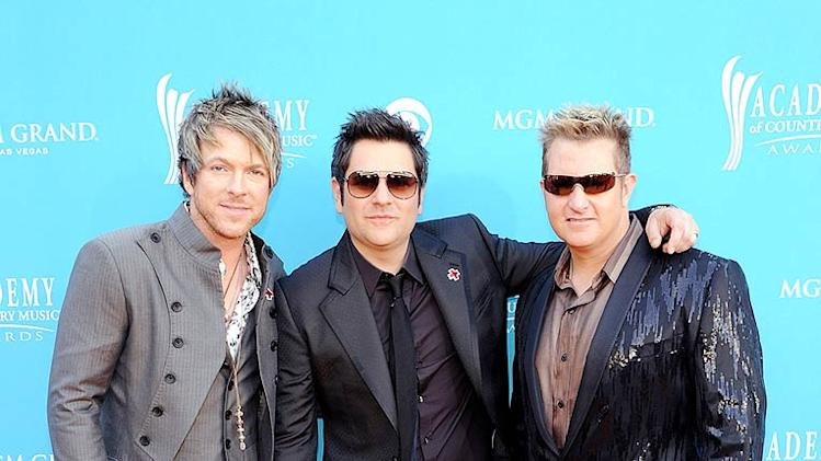 Rascal Flatts ACM As