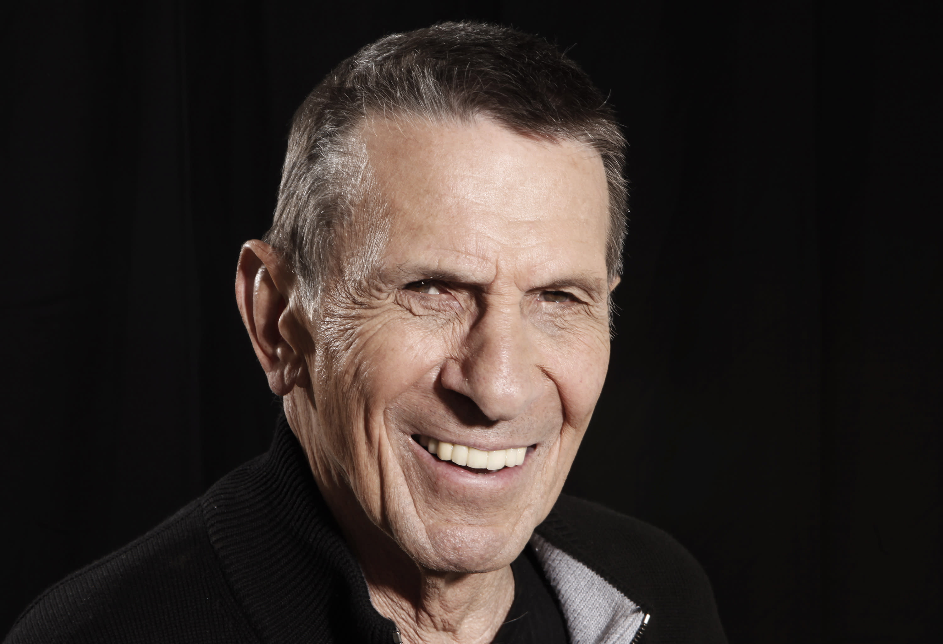 Leonard Nimoy, famous as Mr. Spock on 'Star Trek,' dies