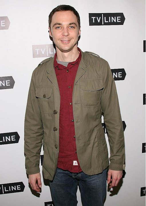 Jim Parsons TV Launch