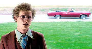 Jon Heder in Fox Searchlight's Napoleon Dynamite