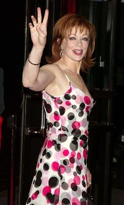 Frances Fisher at the New York premiere of New Line's Laws of Attraction