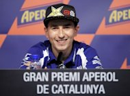 Spain rider Jorge Lorenzo has extended his lead in the overall standings as he won his second successive race, the Catalunya MotoGP