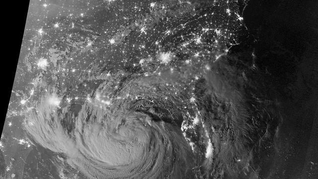 Satellite Captures Breathtaking Photo of Hurricane Issac