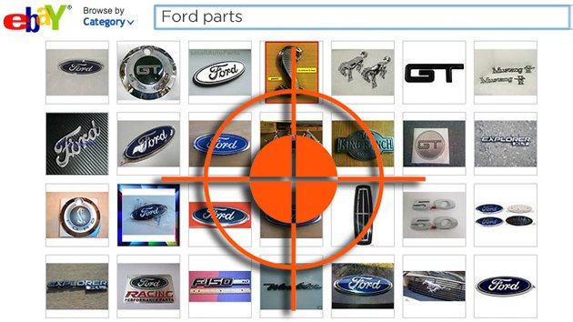 Ford secret subpoenas eBay