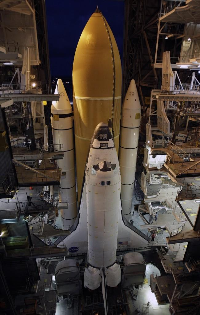 Space Shuttle Atlantis, STS-135