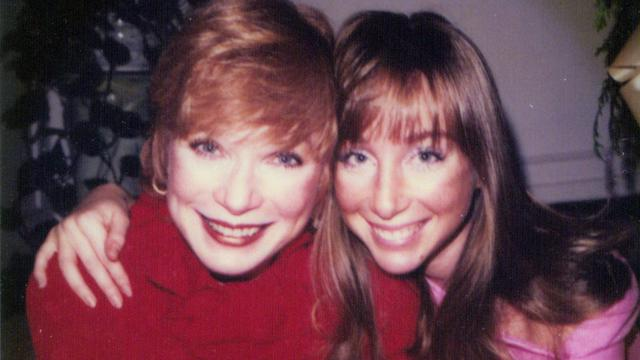 Shirley MacLaine Chose Career Over Me, Daughter Says