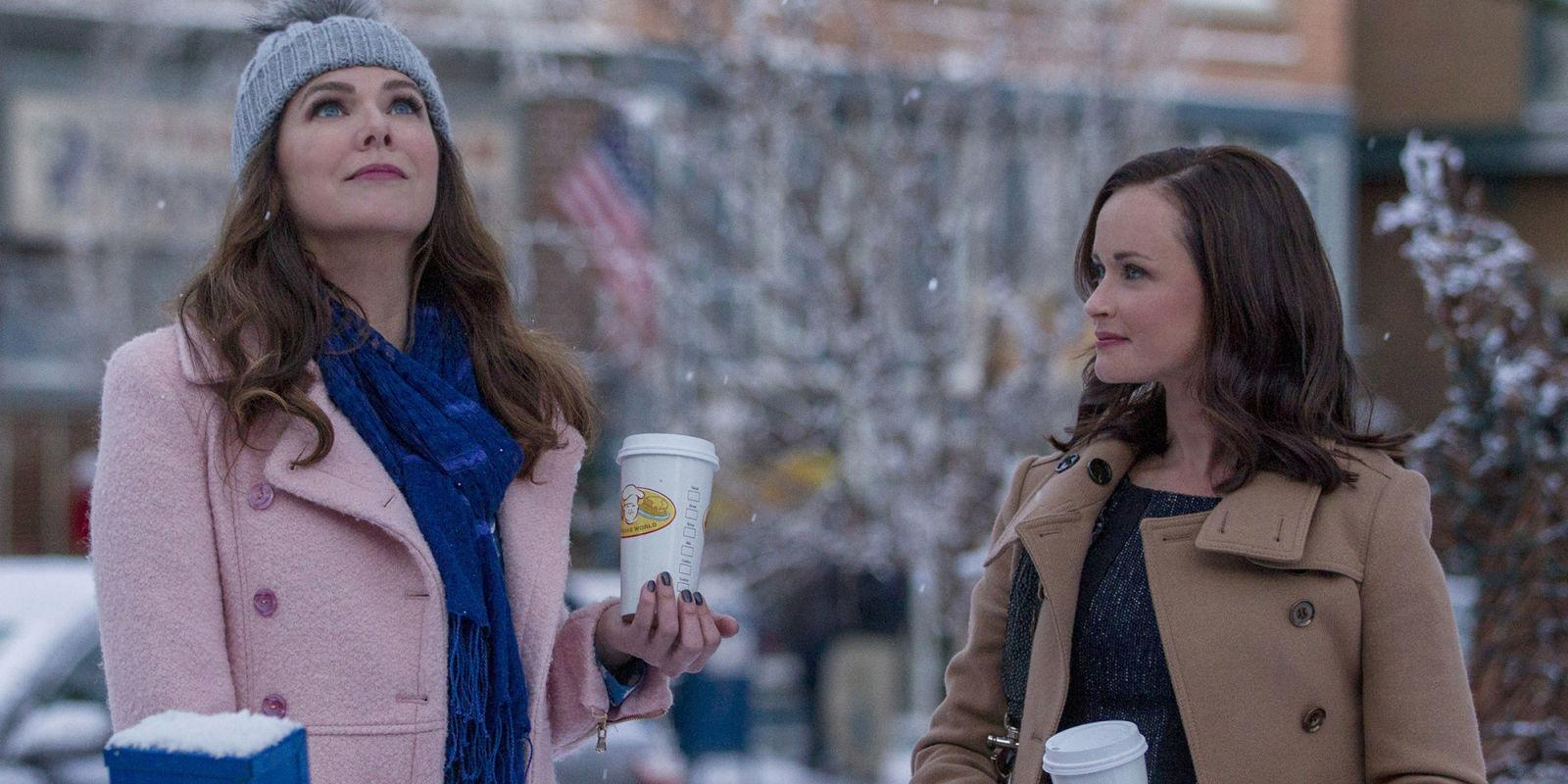 What Happens When You Put 1,500 'Gilmore Girls' Superfans in One Place?