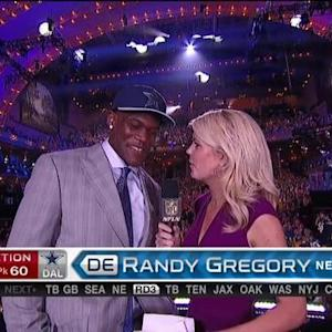 Randy Gregory on Dallas Cowboys: 'We're going to take over this league'