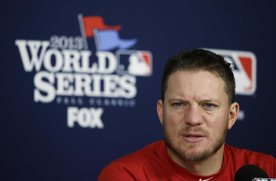 Peavy could have been in Series for Cardinals