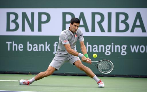 Djokovic frena al colombiano González en Indian Wells
