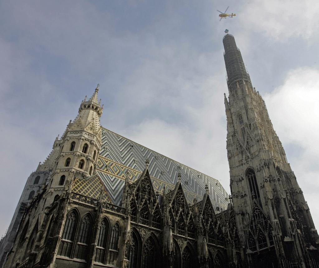 Vienna top of the cities' league for quality of life
