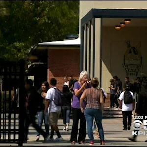 Some Napa Students Welcomed Back To School With Earthquake Drills As Cleanup Continues