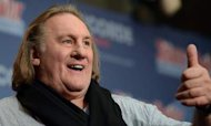 Depardieu 'Pleased' With Russian Passport