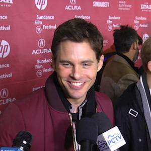 James Marsden on fame, privacy seems endangered these days