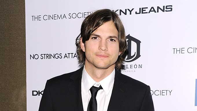 Kutcher Ashton No Strings Attached