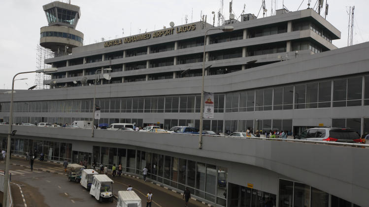 Image result for Security agencies at Murtala Muhammed International Airport