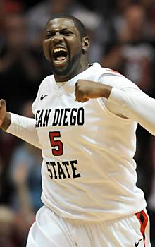 Fisher's 'Fab Five' resonates with Aztecs