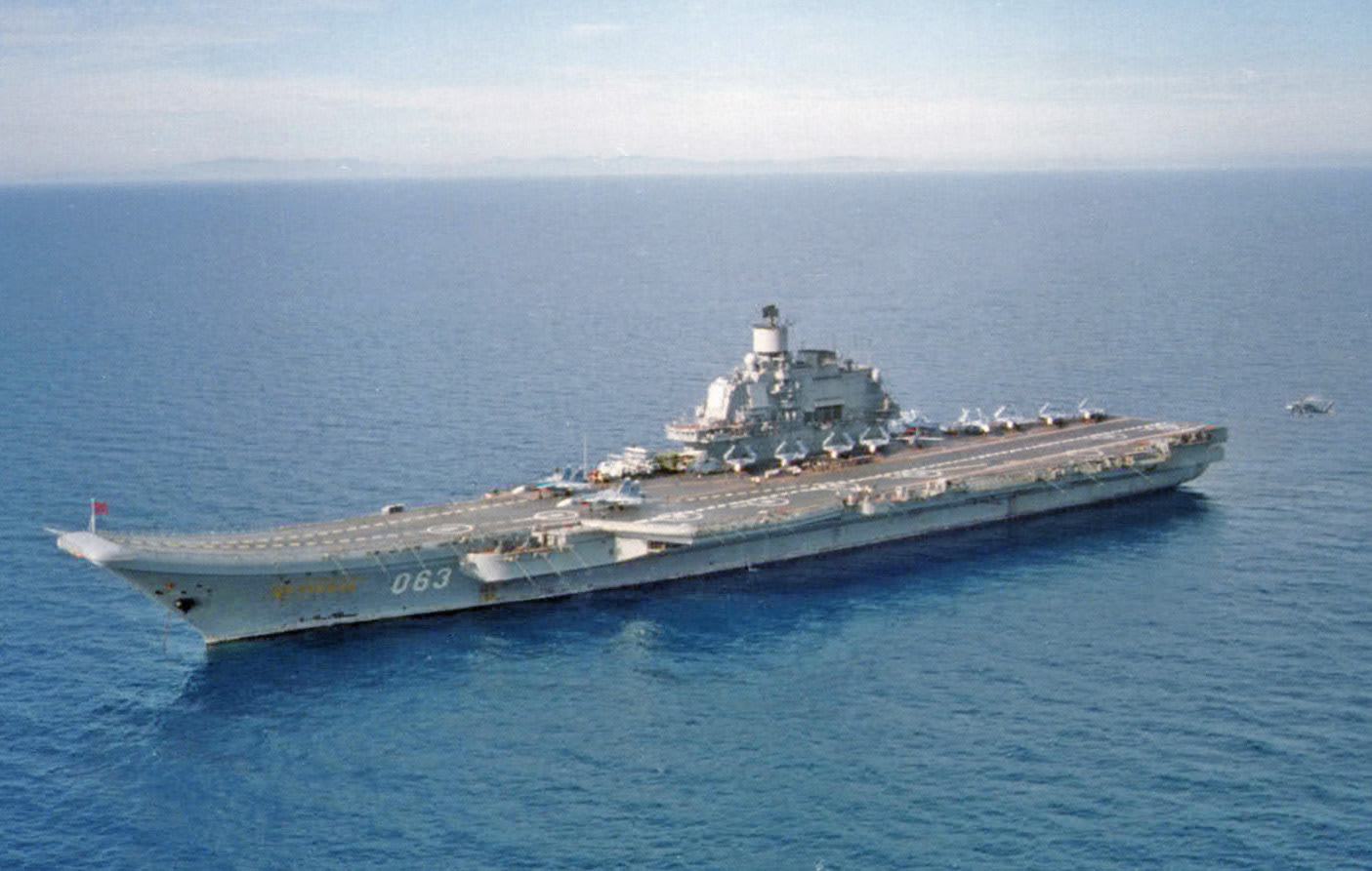 Russia wants to build a supercarrier, and it's a total waste