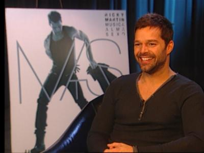 Ricky Martin chat with Access Hollywood on January 31, 2011 -- Access Hollywood