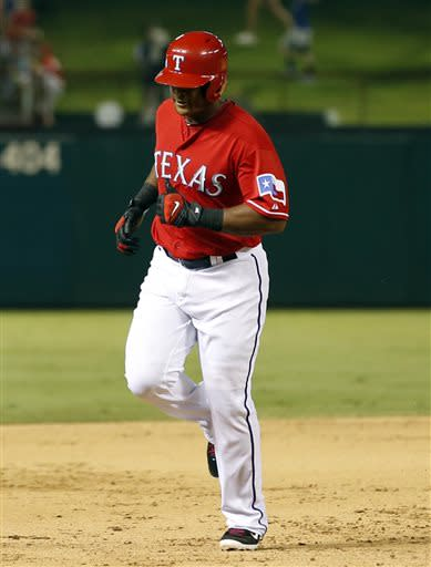 Beltre powers Rangers to 5-4 win over Mariners